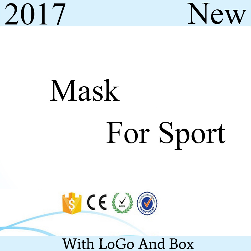 Dropshipping Newest Training Sport Mask 2.0 For Men Fitness Or Outdoor Sport With Box Logo 2016 newest elevation training mask 2 0 high altitude fitness outdoor sport 2 0 training mask	supplies equipment