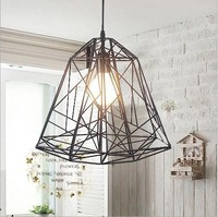 Bob Light Wholesale Creative Iron Article Bar Pendant Lights With Bulbs Industrial Style Lamp For Study