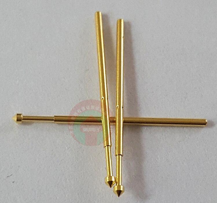 0.9mm Cone Probe PA50-E SK4 Test Needle 0# Cone Head Huarong Probe 16.55MM Probe0.9mm Cone Probe PA50-E SK4 Test Needle 0# Cone Head Huarong Probe 16.55MM Probe