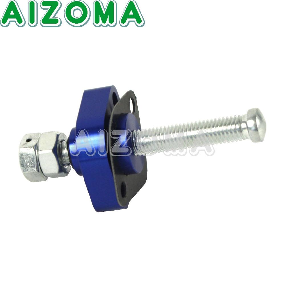 Blue Cnc Manual Cam Chain Tensioners For Honda Cbr600rr 2003 2016 Cbr1000rr 2004 2007 Vfr800 2002 2008 Cbr 600rr Cbr 1000rr