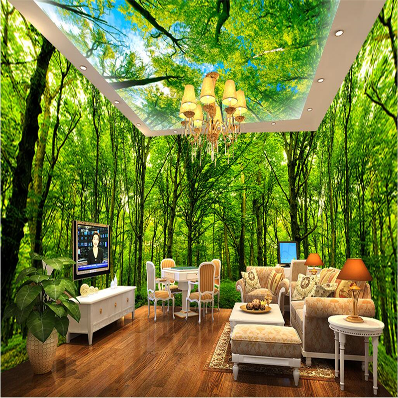 Forest themed room promotion shop for promotional forest for Forest themed bedroom ideas