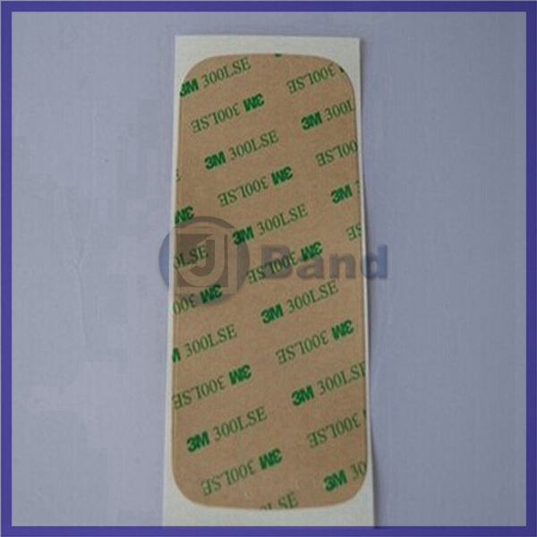 100pcs lot 3M Pre Cut Glue Adhesive Double Side For Samsung Galaxy S GT i9000 Glass