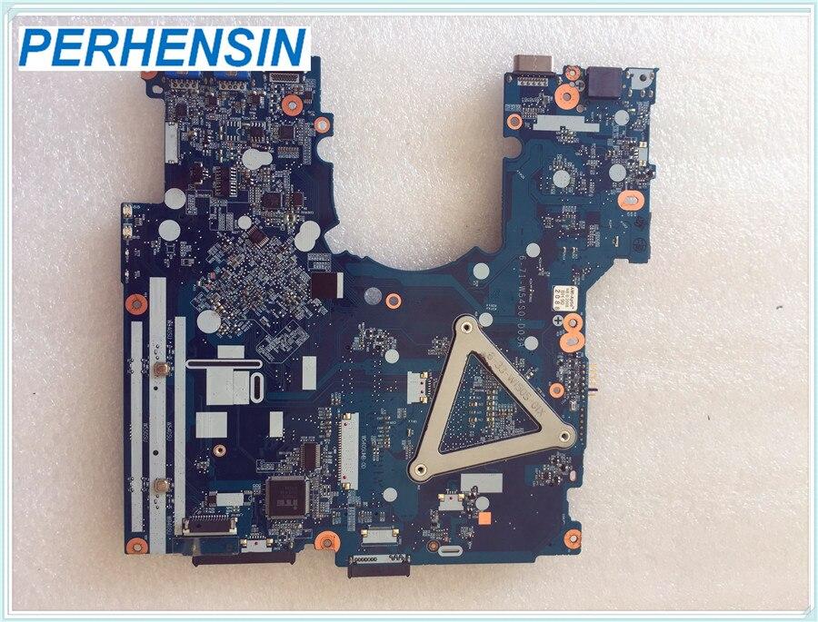 Für Clevo Für Terraner Kraft P150em Motherboard 6-71-p15e0-d06 100% Arbeit Perfekt Laptop Zubehör