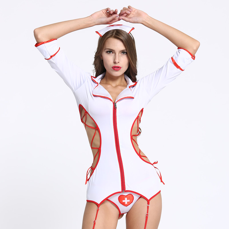Танец сексуальной медсестрички