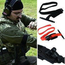 Outdoor One Hand Portable First Aid Quick Slow Release Buckle Medical Military Tactical Emergency Tourniquet Strap