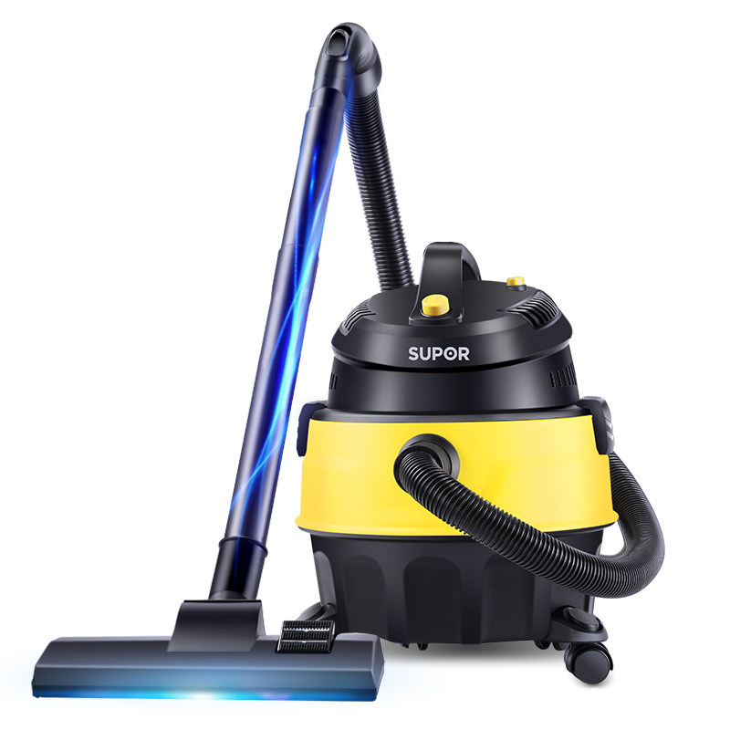 vacuum cleaner Household Car use Strong High Power Handheld Mute Small Wet and dry Industrial barrel jiqi vacuum cleaner household handheld wet and dry blow large power ultra strong silent barrel type 15l large capacity