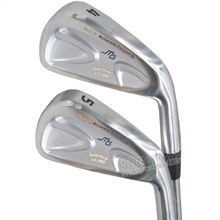 Klub Golf baru Miura MG CB-2007 Golf Irons set 4-9P N S PRO 950 Baja Golf shaft R flex Klub set Gratis pengiriman