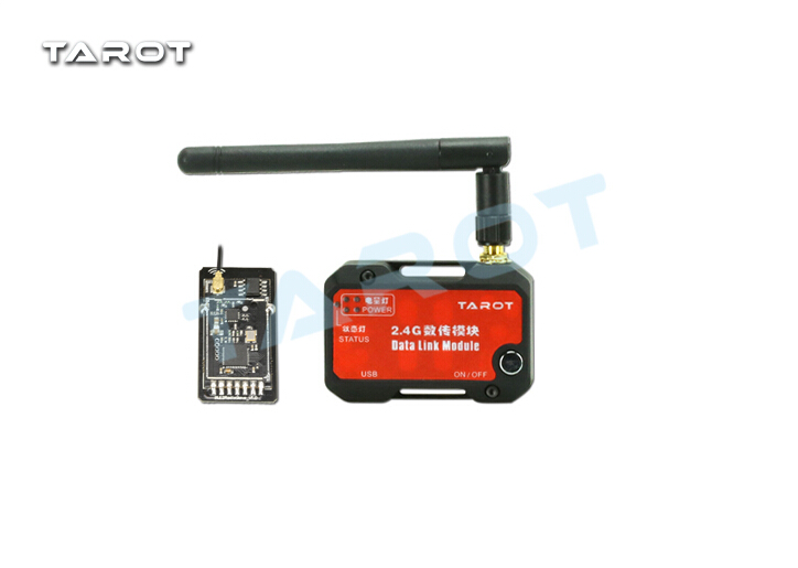 Tarot ZYX-BD 2.4G Bluetooth Data Transmission Module with 5.8G Antenna for ZYX-M Flight Controller RC FPV ZYX27 Quadcopter Drone цена 2017