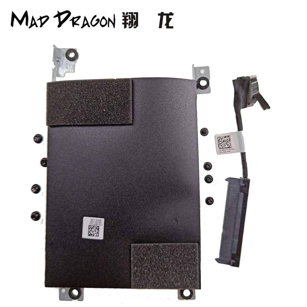 MAD DRAGON Brand Laptop Hard Drive Bracket Caddy HDD Disk Drive cable for Dell Latitude 5580