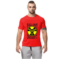 2017 Men T shirt Fitness gyms Bodybuilding and Fitness T Shirts Crossfit t Shirt workout gyms