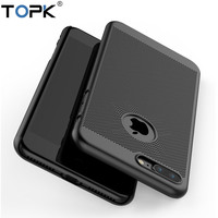 For IPhone 7 7Plus Baste Heat Dissipation Design Anti Scratch Anti Fingerprint Shockproof Slim Phone Case