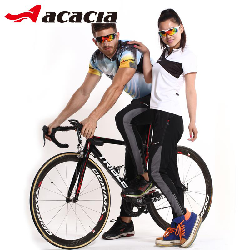 a7f135089cf8 ACACIA Women Mens Mountain Bike Bicycle Long Pants Mens Cycling ...