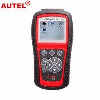 Original Autel AutoLink AL619 OBDII CAN ABS And SRS Scan Tool Update Online Autel AL619 Autel ABS SRS Scanner