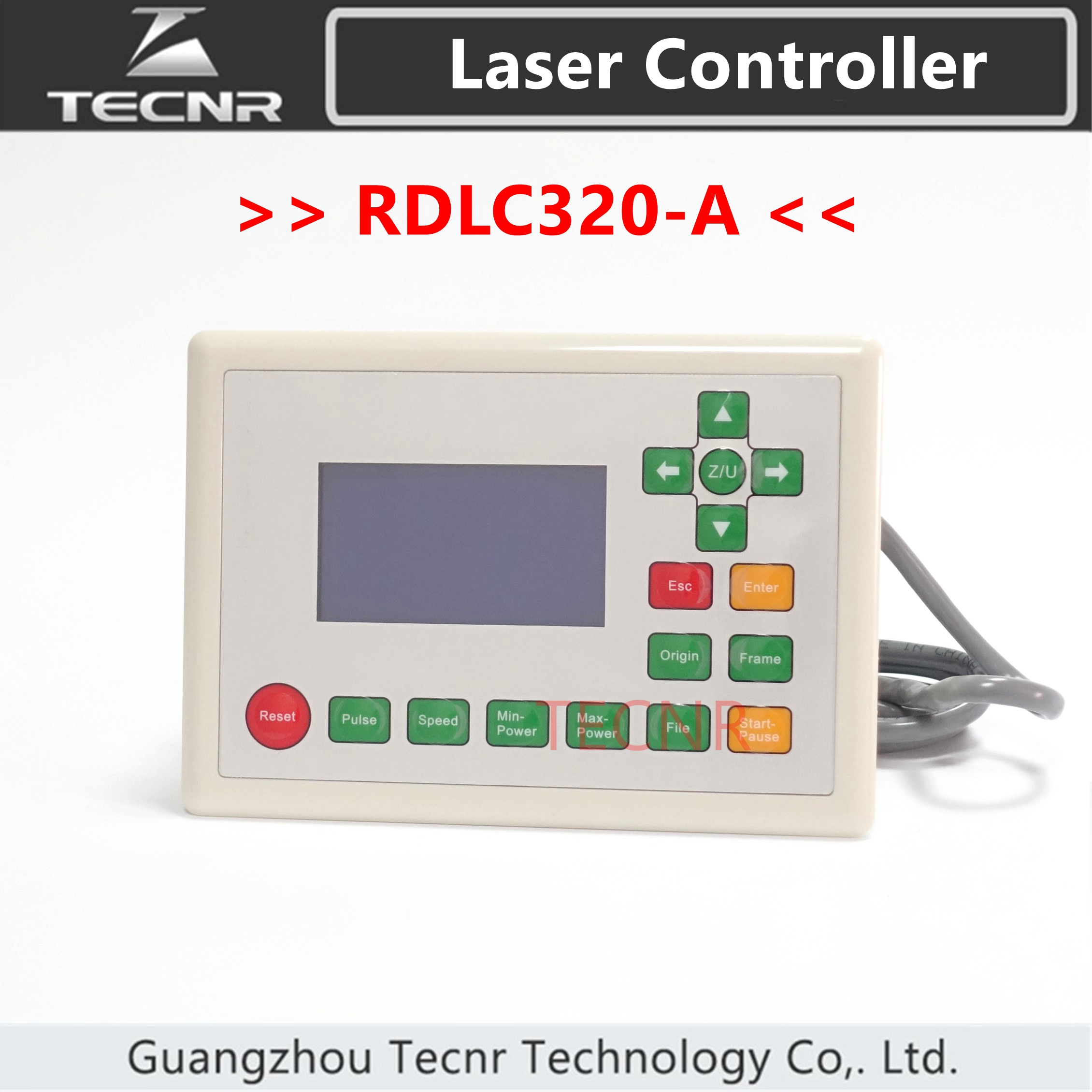 RDLC320-A  Panel Mother Board CO2 Laser Control System For Co2 Laser Machine RUIDA RDLC320 / RD320