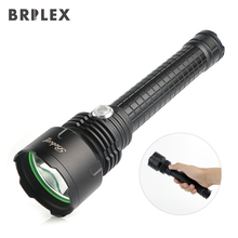 BRILEX Torches LED Flashlight 1200 Lumen Super Bright Rechargeable Handheld Waterproof for Camping Riding Hiking etc.