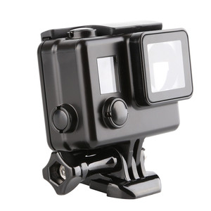 Image 4 - Professional Black Side Open Protective Case Camera Accessories for GoPro Hero 4/3+