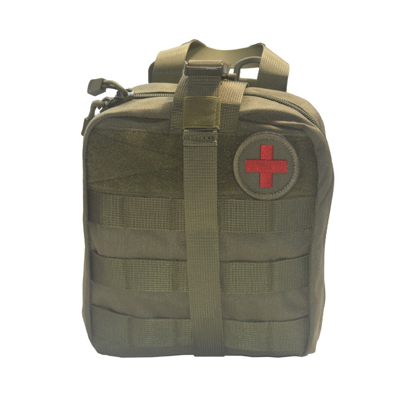 Passionated Life First Aid Bag Outdoor Suvial Medical Military Utility Pouch Rescue Package For Travel Hunting Hiking 1130