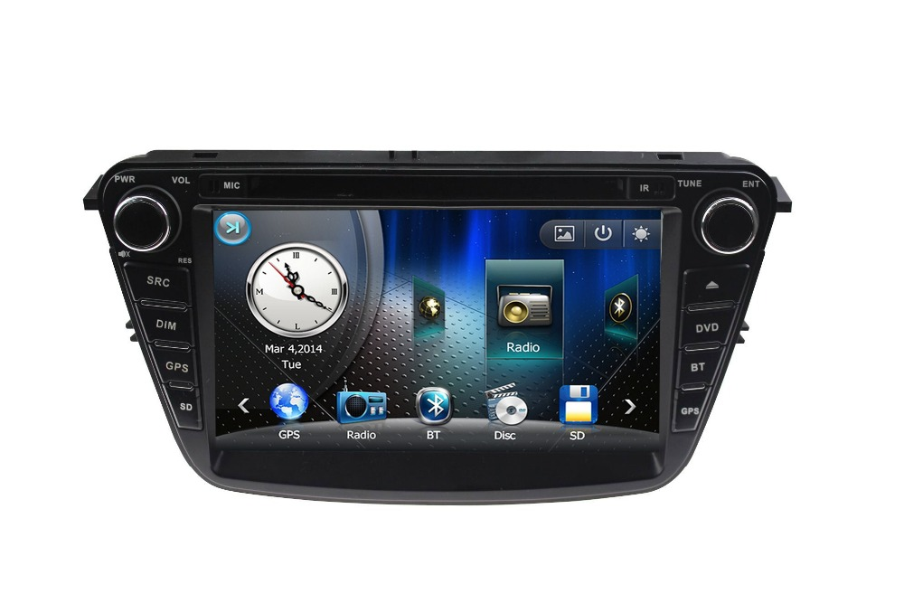 Free Shipping Wince 6 0 Car font b GPS b font navigation For New Ford Escort