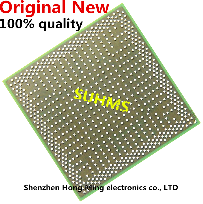 100% Новый AM5100IBJ44HM A4-5100 A4-Series для Ноутбуков, 1.55 ГГц, четырехъядерный процессор BGA Микросхем