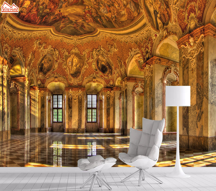 3d Photo Mural Wallpaper Wall Paper Papers Home Decor Wallpapers For Living Room Europe Hall Self Adhesive Murals Walls Rolls