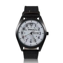 De diseño de moda de las mujeres de los hombres reloj de pulsera Causal  famoso de Nylon trenzado de deporte reloj de cuarzo relo. a589d2714bc2