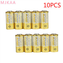 10pcs/pack 4LR44 Batteries L1325 6V Primary Dry Alkaline Battery Cells Car Remote Watch Toy Calculator