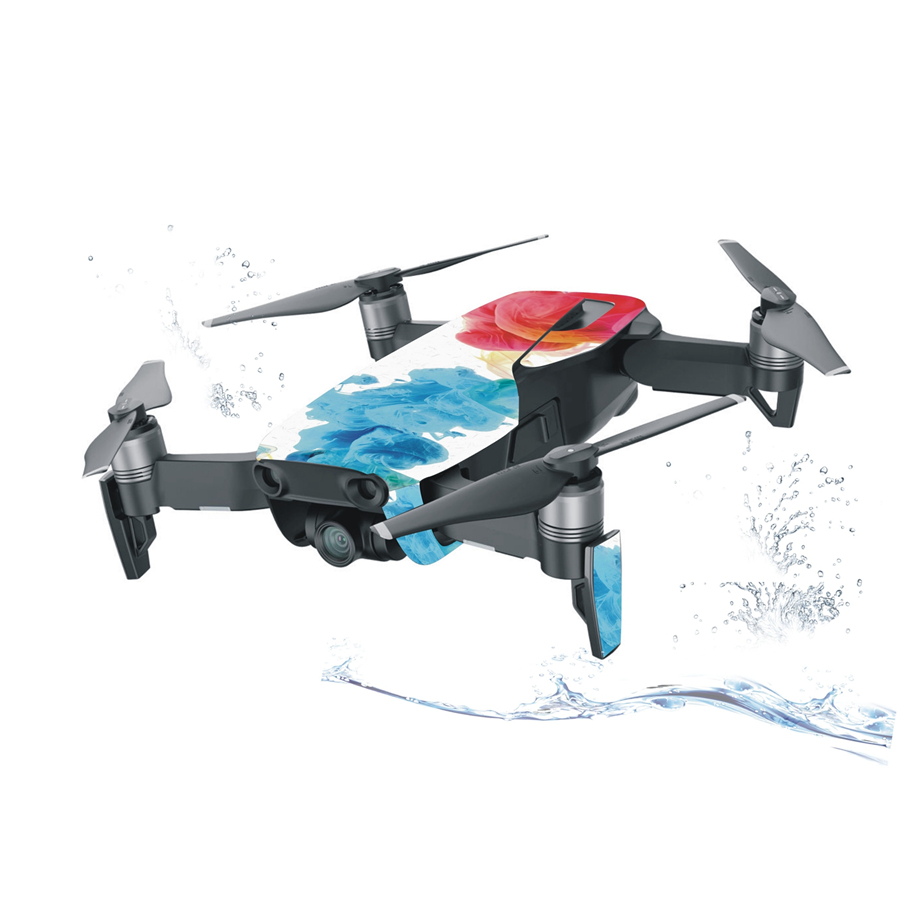 Waterproof Decal Sticker Skin Protector DJI Mavic Air Sticker Decal Quadcopter Drone Phantom NEW Mavic Air
