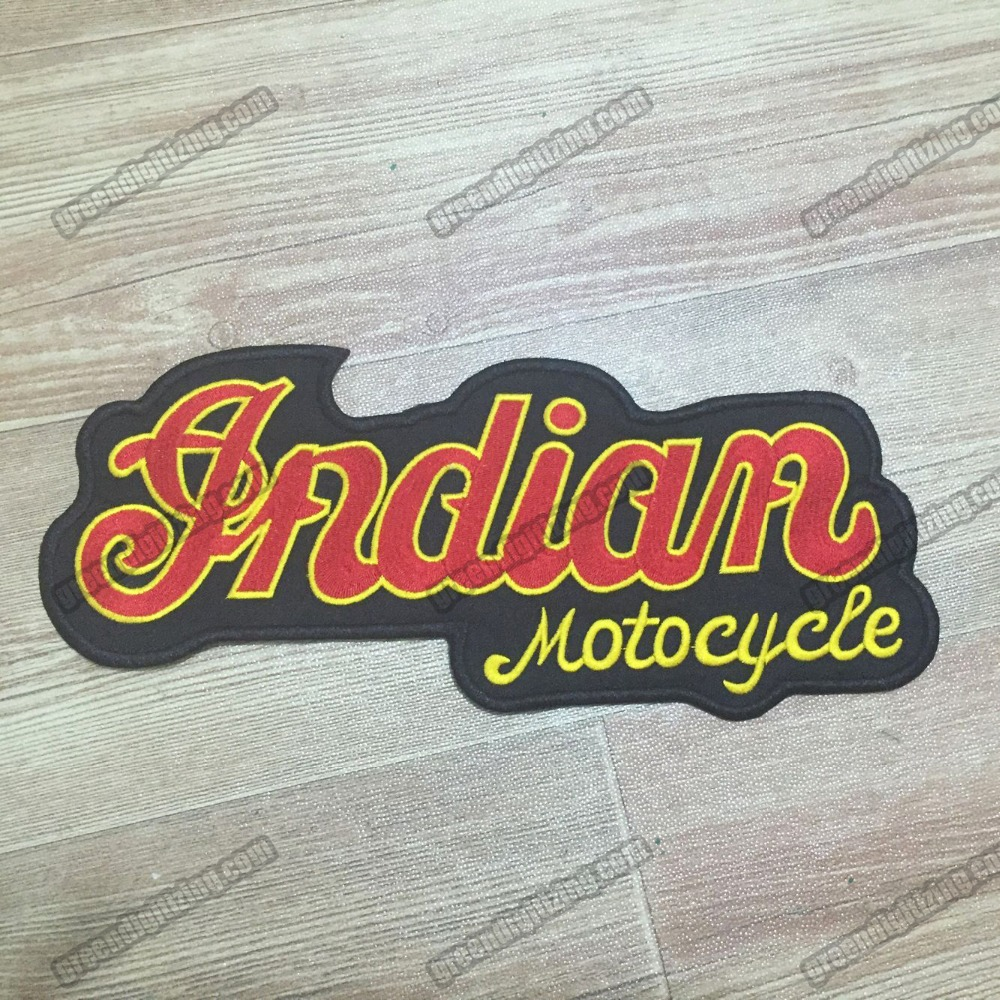 INDIAN MOTORCYCLES : PATCHATTACK, great patches