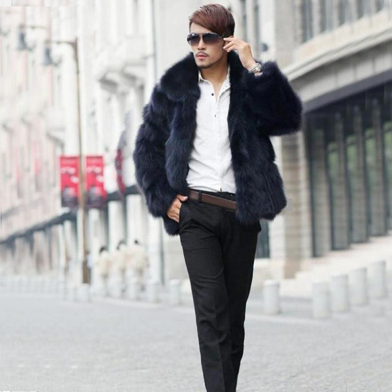 Aliexpress.com : Buy Best selling! New 2015 men fox fur coat ...