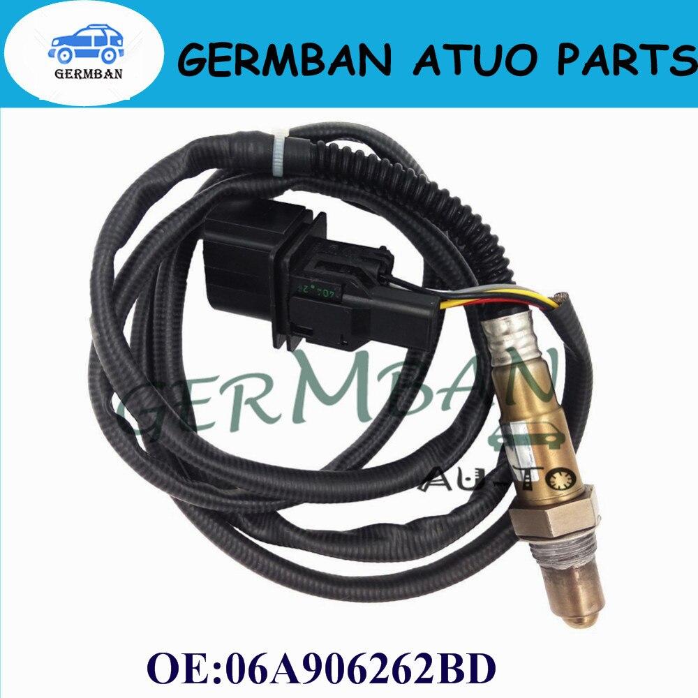 New Manufacture Oxygen Sensor For TT A6 A3 A4 Seat Cordoba Part No# 0 258 007 353 0258007353 06A906262BD