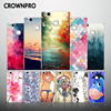 CROWNPRO P9 Lite Case Silicon Huawei P9 Lite Back Covers Phone Soft TPU Huawei Ascend P9 Lite Protector Silicone
