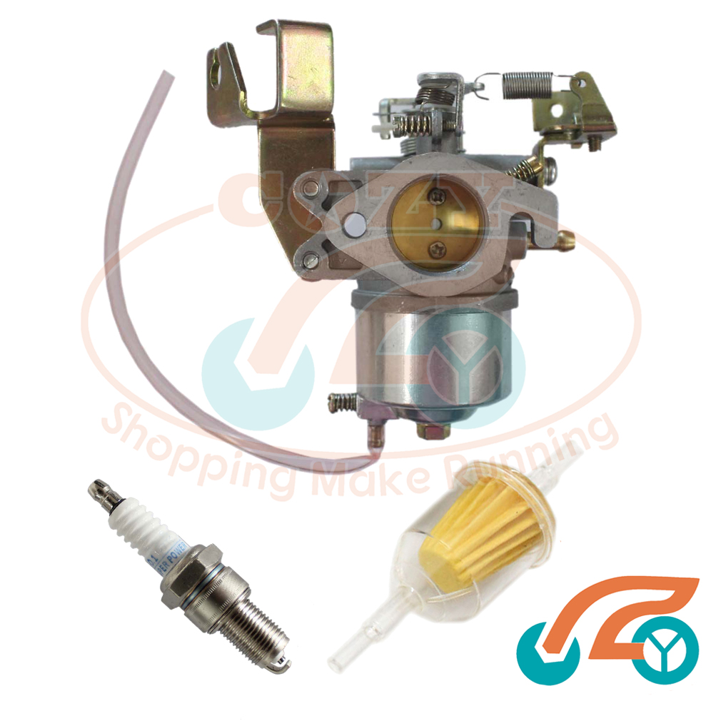medium resolution of carburetor carb fuel filter spark plug for yamaha j38 14101 02 j38 14101 01 j38 14101 00 g2 g5 g8 g9 g11 golf cart in chainsaws from tools on aliexpress com