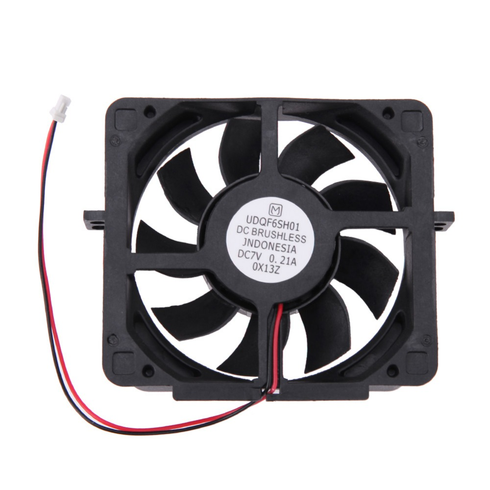 Vakind Dc 7v Internal Cooling Fan Mini Brushless Console Cooler Sony Ps2 Scph 30000 Service Manual Vodool For Playstation
