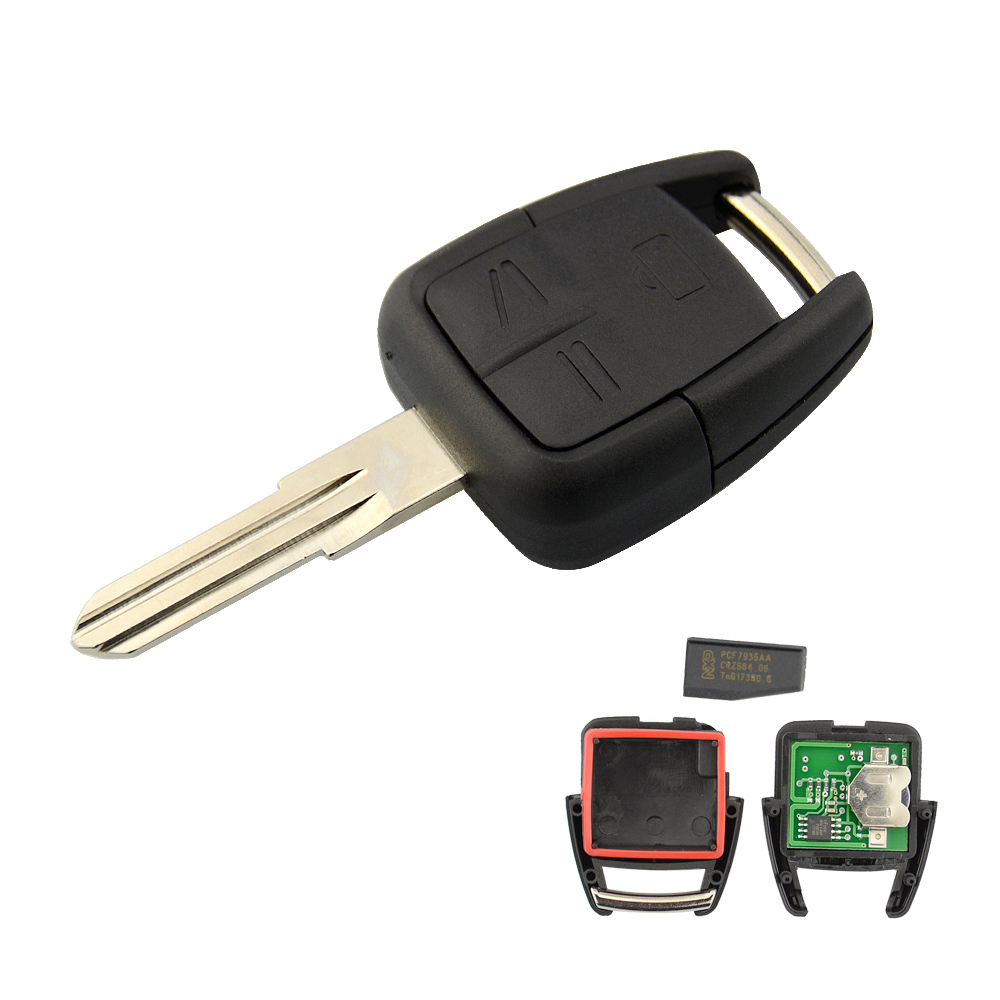 Image 5 - OkeyTech for Opel Astra H J G Vectra Zafira Corsa D Omega Remote Control Key 433Mhz ID40 Chip Uncut HU100 HU43 YM28 HU46 Blade-in Car Key from Automobiles & Motorcycles