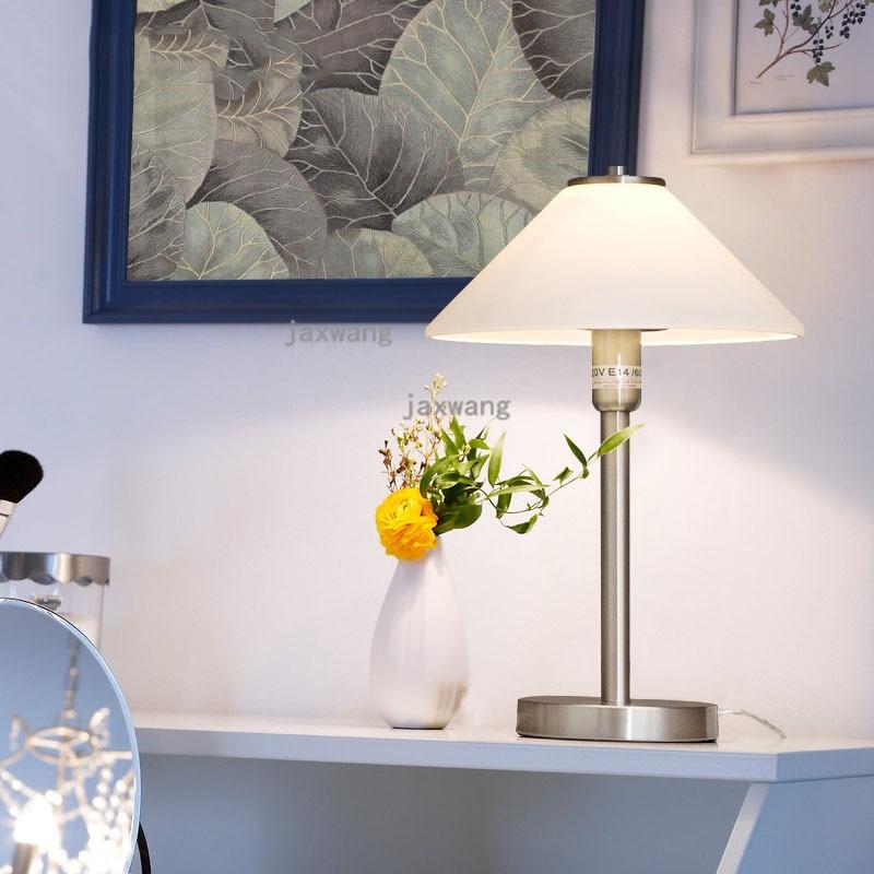 Modern Table Lamp Designer Mushroom Headlamp Desk Lights Bedroom Living Room Study Room Lights Bedside Bar Home Decor Lamps Lamps & Shades