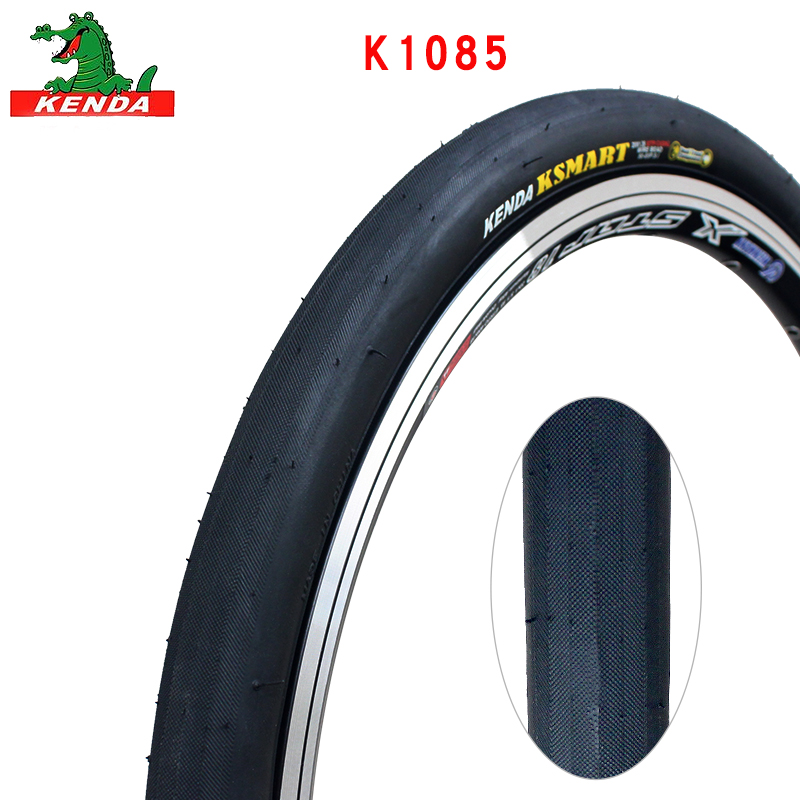 KENDA City Bicycle Tire K1085 Steel Wire 14 16 20 Inches 20*1.35 60TPI Folding Bike Tires 14*1.35 16*1.35 Bicycle Parts