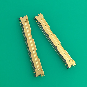 Image 2 - 20455 040E LVDS Buchse Connector LCD Stecker 0,5 Pitch 40 Pins Für Laptop