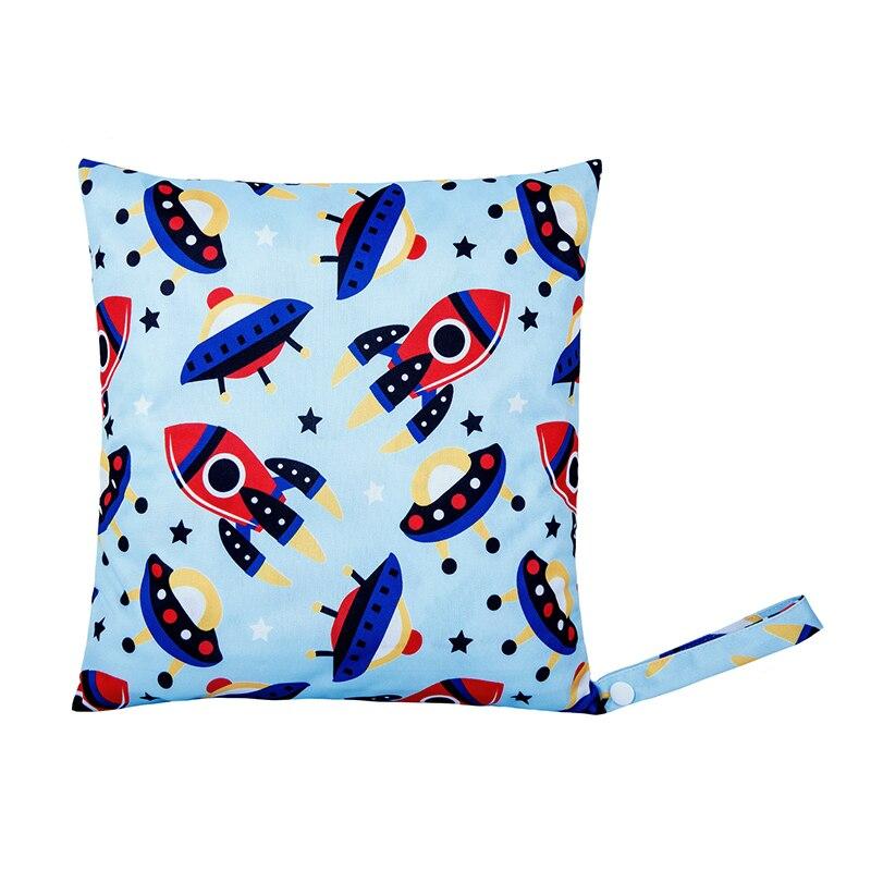 HTB1bqMBC4TpK1RjSZFMq6zG VXaP Mummy Diaper Nappy Bag Baby Travel Diaper Bag,Waterproof Maternity Small Wet Bags for Mommy Storage Stroller Accessories 28*30cm