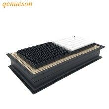Weiqi – Table pliante pour dames, jeu d'échecs magnétique, jeu en plastique, qenueson