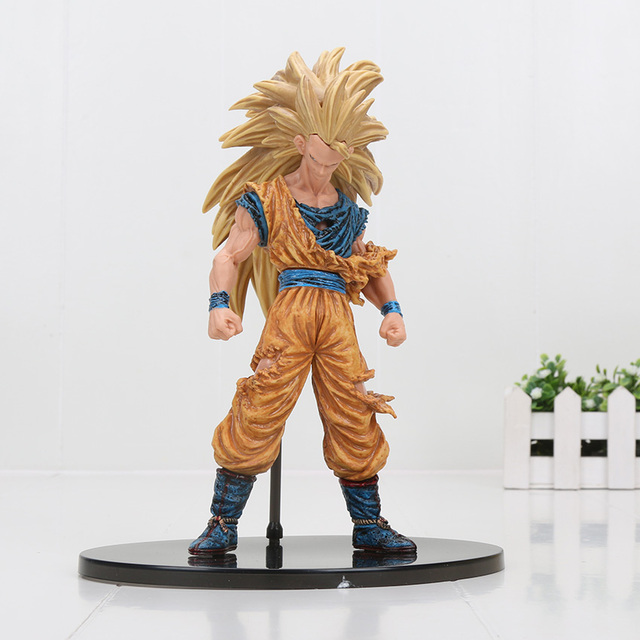 21cm japanese anime dragon ball z battle damage ver super saiyan 3 21cm japanese anime dragon ball z battle damage ver super saiyan 3 son goku gohan vegeta thecheapjerseys Image collections
