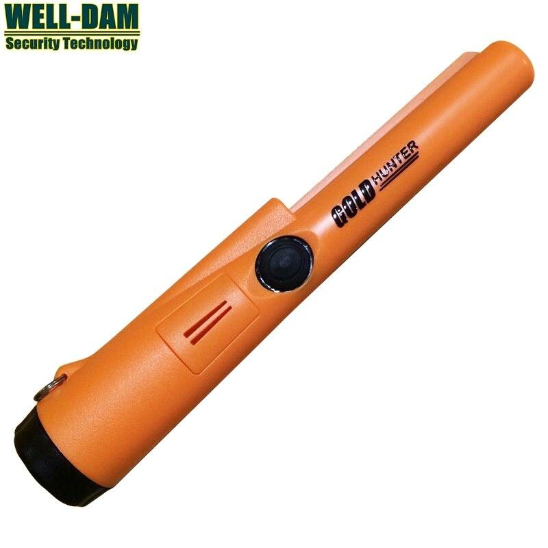 Or hunter à pro pointeur détecteur de métaux pinpointer sous-marine détecteur de métal