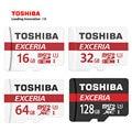 TOSHIBA U3 Memory Card 128G/64GB SDXC  Micro SD Card SDHC-I 32G/16G U1 C10 Official Verification Microsd for Smartphone/Tablet