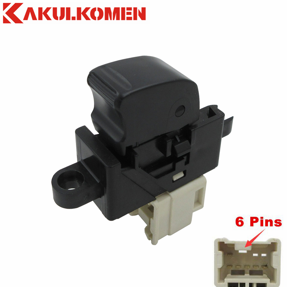 25411 0v000 front left power window regulator assist switch for nissan pathfinder x trail t30 almera tino terrano mk2 r20 in underwear from mother kids on