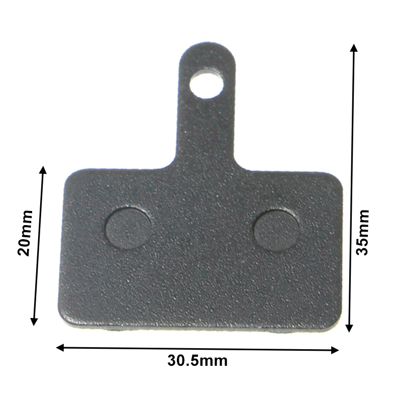 Bicycle Brake Pads for Shimano B01S Deore (BR M465/475/495/515/525)/Auriga Comp/Clarks S2/Tektro Draco/Mota/TRP Spyre/Mota Brake