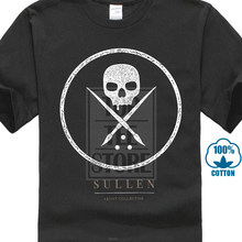Sullen Clothing Erosion T Shirt Black S 5Xl New(China)