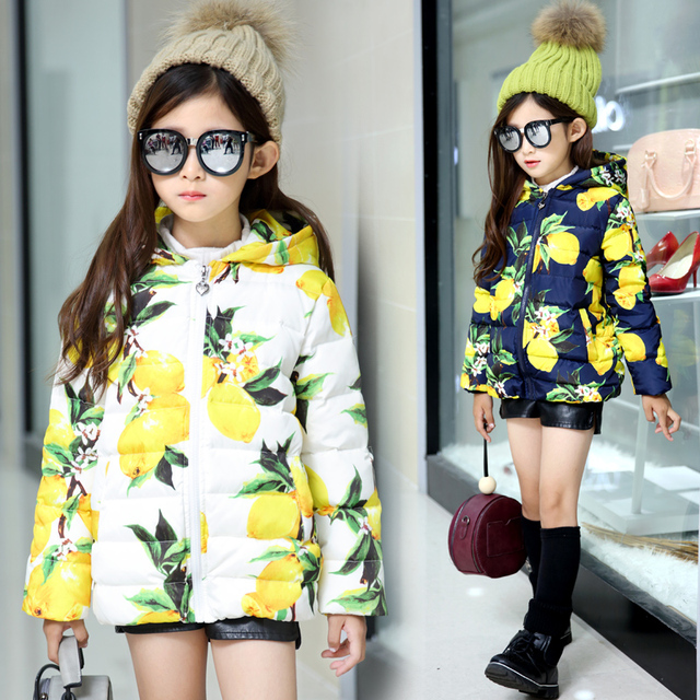 8 Year Old Girl Cotton 2018 New 5 Girls Winter Jacket Cotton Jacket 6  Korean Edition 7 Children 4 Cotton Clothes 3 Winter Coat f502e5a35e