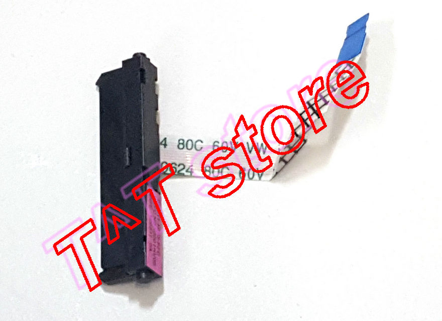 original for Ideapad 510 510-151KB HDD hard drive cable connector NBX0001HV00 CG511-HDD-FFC test good free shipping original new free shipping laptop for acer v3 371 hard drive cable hdd connector test good 450 02b04 0001