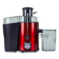 Stainless Steel Multifunctional Household Juicer Large Capacity Fruit Juice Separation Food Machine 15001-18000R/min 220v250w