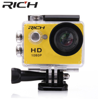 2017 HOT Waterproof Sports Camera STYLE Action CAMERA A9 For Camera Mini Camcorder Full HD 1080P
