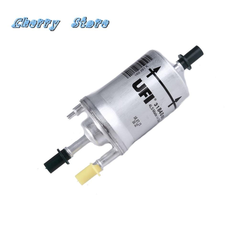 hight resolution of new 1k0 201 051 c fuel filter 6 6 bar pressure regulator for vw eos golf jetta